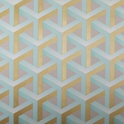 3D Single Wall 6905-04 Duvar Kağıdı