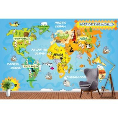 Harita Posterleri Harita-24