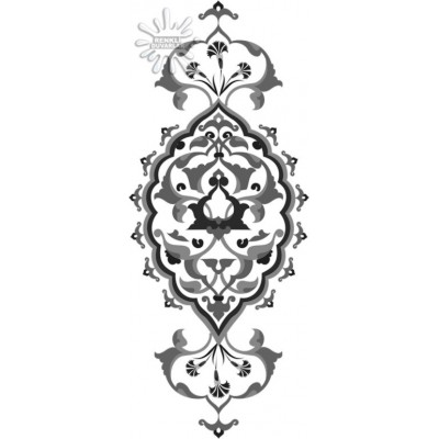 Modifli Desenler Motif-002